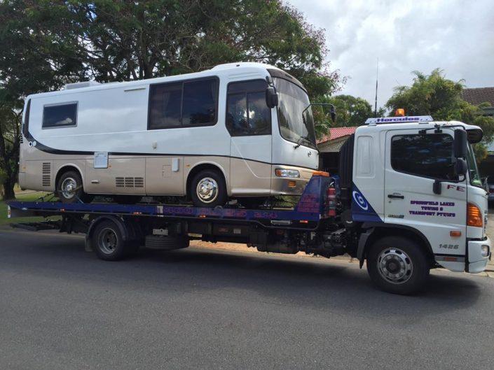 Towing Bus
