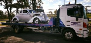 Towing Roadster