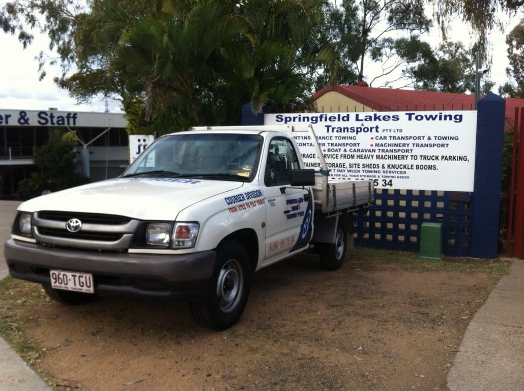 Towing and Courier Services