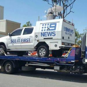 Large Vehicle Towing