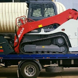 towing machinery and heavy equipment