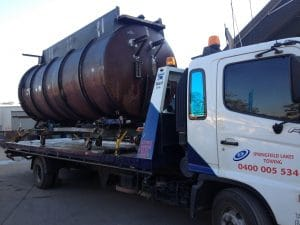 heavy haulage towing services heavy equipment