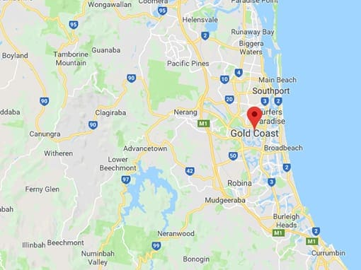 Towing Service Area for Gold Coast