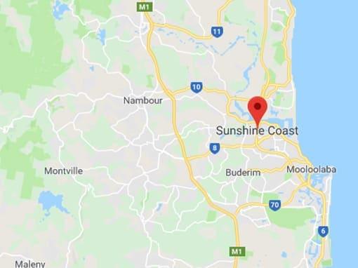 Sunshine Coast Towing Service Area
