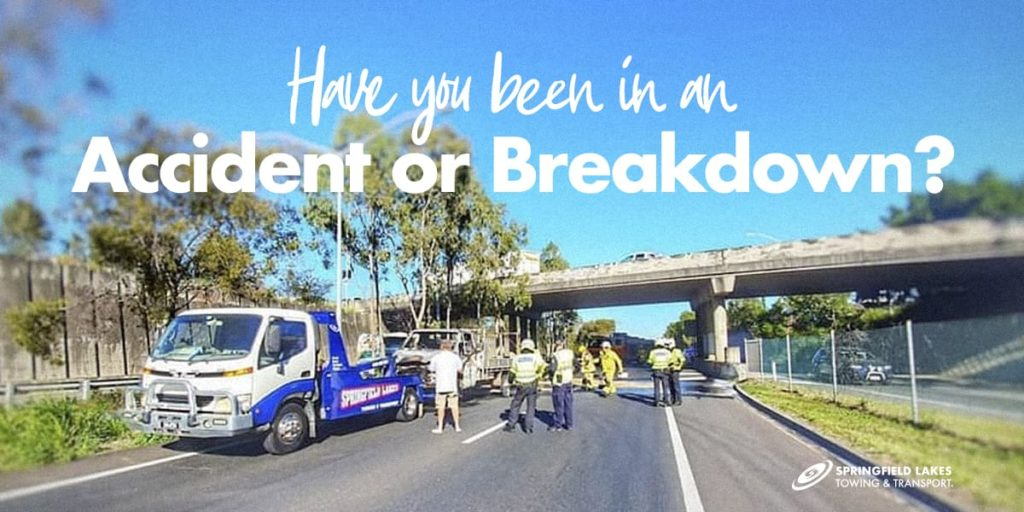 Accident Towing or Breakdown Tow Trucks