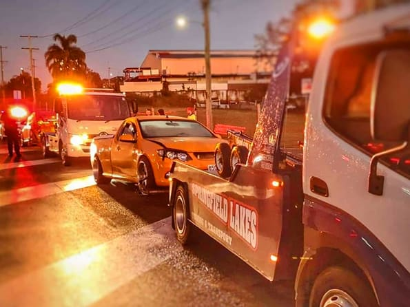Car Accident Towing
