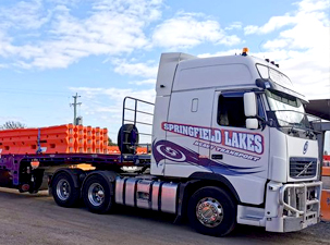 towing and heavy haulage equipment